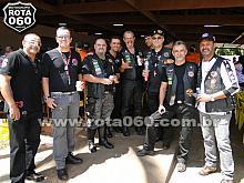 2º Encontro Nacional de Motociclistas - Almoço