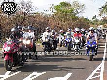 2º Encontro Nacional de Motociclistas - Passeio