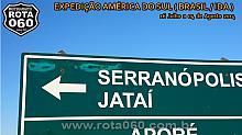 Expedição América do Sul - Brasil - Volta
