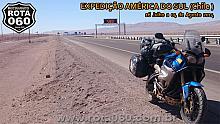 Expedição América do Sul - Chile