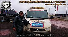 Expedição América do Sul - Paraguay