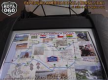 Expedição América do Sul - Brasil - IDA