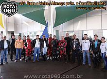 18º Bate e Volta / Almoço próx. a Cassilândia - MS